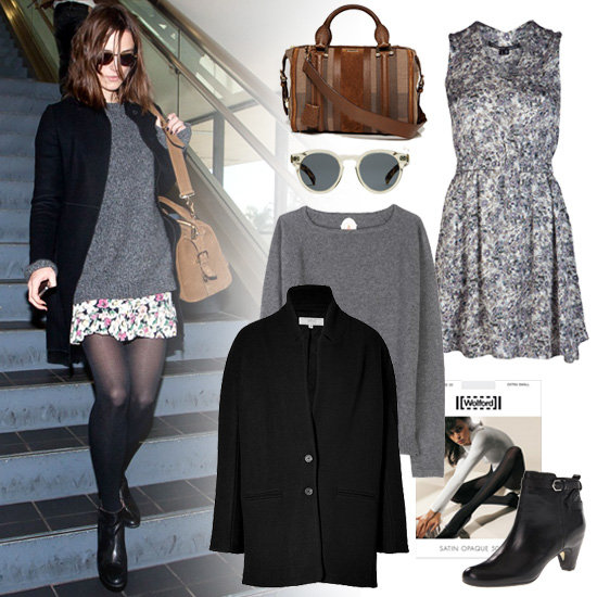 Keira Knightley Weekend Outfit Inspiration
