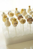 Angel Sweet Cake Pops