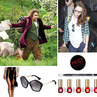 The Hobbit, Sunglasses, Alexander Wang, Kristen Stewart