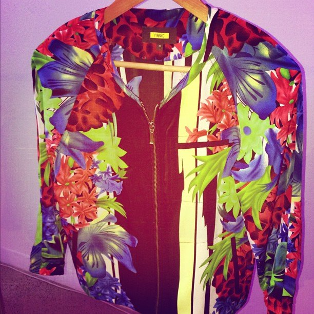 Bright colours = summer. Therefore, this Next jacket is a must-have once it drops in early Feb.