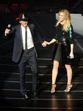 Faith Hill and Tim McGraw Kick Off Their Sexy Vegas Show