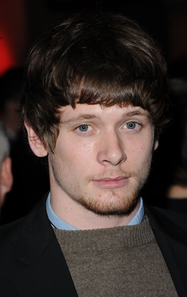 Jack O'Connell appeared at the BIFAs.