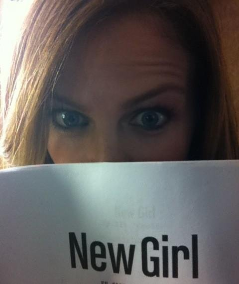 Brooklyn Decker studied for her upcoming stint on New Girl. Source: Twitter user BrooklynDecker