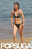 Ellen Pompeo soaked up the sun with friends and family during a trip to Maui in June.