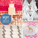 Best of 2012: The 12 Sweetest Baby Showers