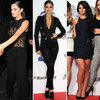 Cheryl Cole's All Black Style