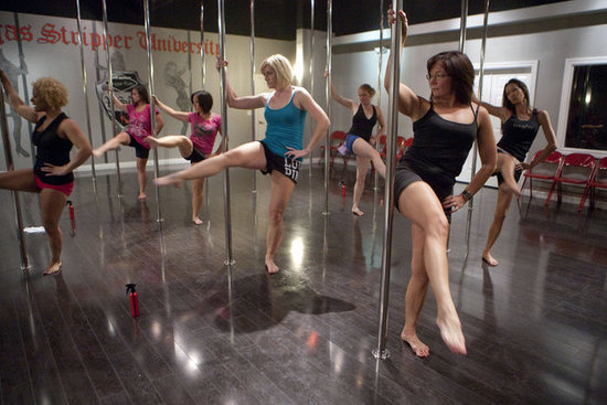 Pole-Dancing Class