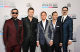Backstreet Boys Working on New Album