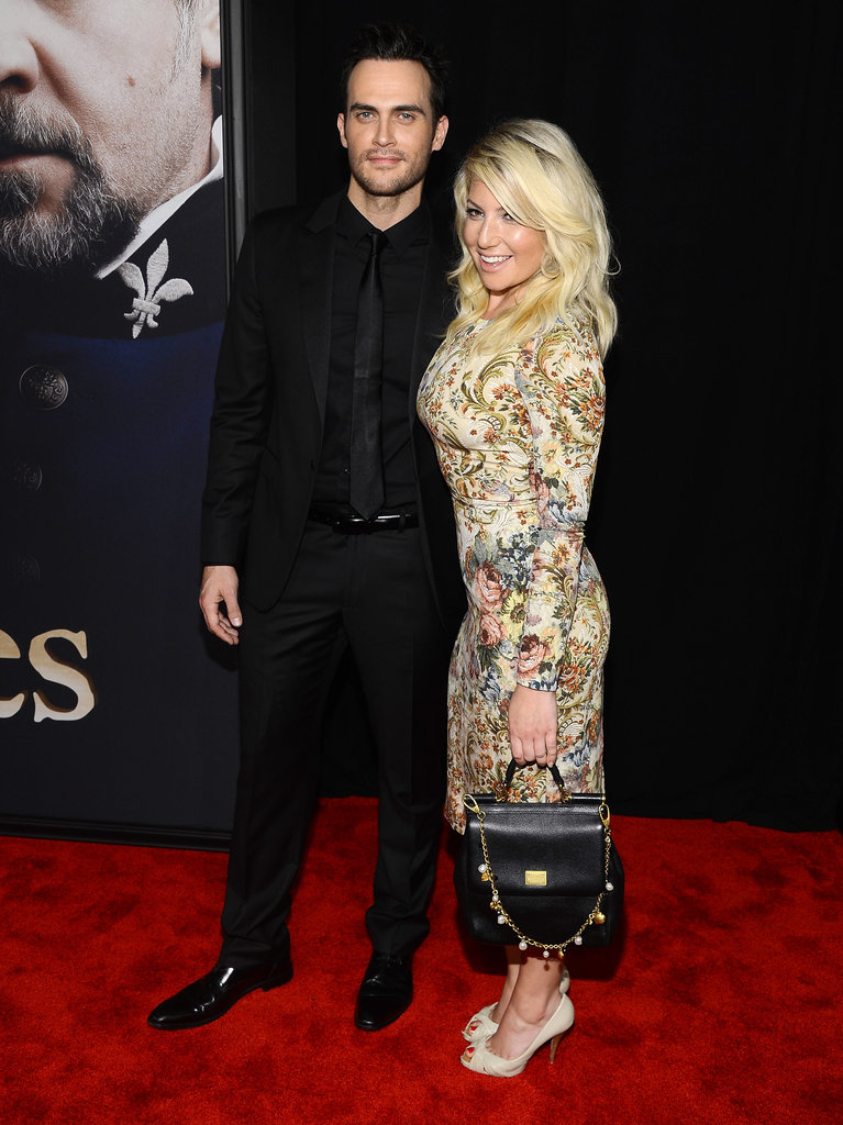 Cheyenne Jackson and Ari Graynor