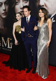 Amanda Seyfried, Eddie Redmayne and Samantha Barks