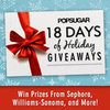 Don&#039;t Miss Out! Enter Our 18 Days of Holiday Giveaways Now