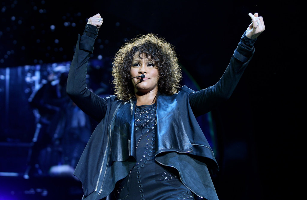 Whitney Houston Dies