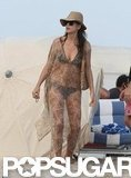 Kate Walsh went to Miami Beach.