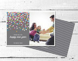 The Celebration Shoppe Holiday Photo Card