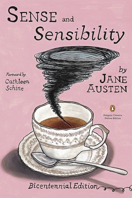With a foreword by Cathleen Schine and a gorgeous cover illustrated by Audrey Niffenegger, the Sense and Sensibility Penguin Classics deluxe edition ($11, originally $16) commemorates the book's 200th anniversary — a must have for any Jane Austen fan.