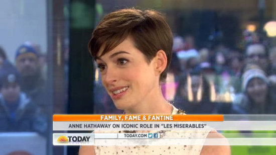 "Anne Hathaway Addresses ""Wardrobe Malfunction"" With Class"