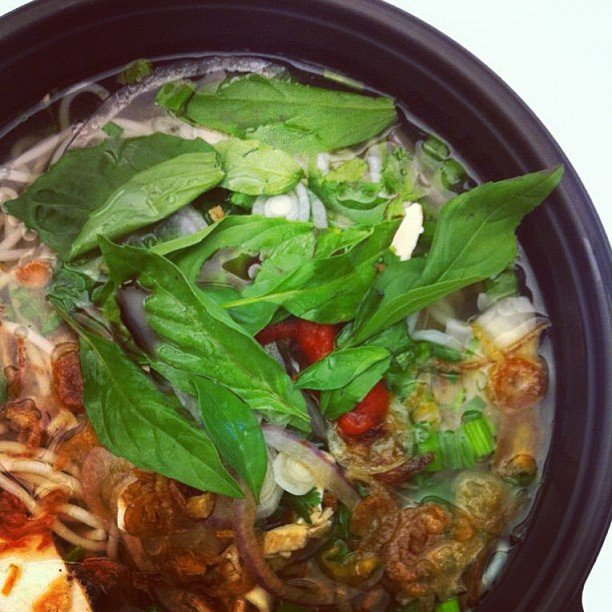 Rainy-Day Pho