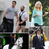 Channing Tatum, Matthew McConaughey, Malin Akerman, and More Stars on Set