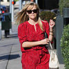 Reese Witherspoon Arriving at Tavern Restaurant | Pictures