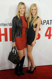 Heather Locklear posed with her daughter Ava Sambora.