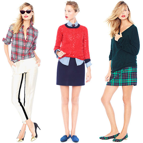 J.Crew Holiday Lookbook | December 2012