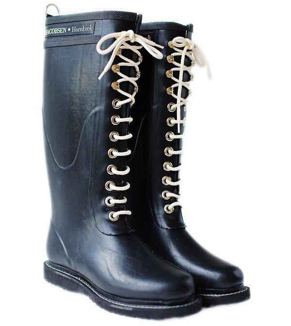Rubber Boots by ILSE Jacobsen Hornbaek