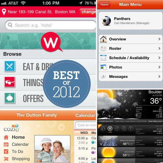 Best of 2012: Our Favorite Apps For Parents