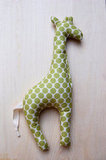 Baby Darling Stuffed Giraffe ($16)