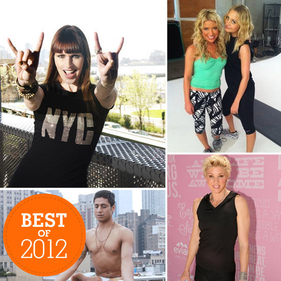 Best of 2012: Healthy Advice From Trainers, Nutritionists, and Yogis