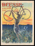 Retro Bicycle Poster