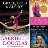 We gathered books by inspiring female Olympians writing on age, body image, and other subjects.