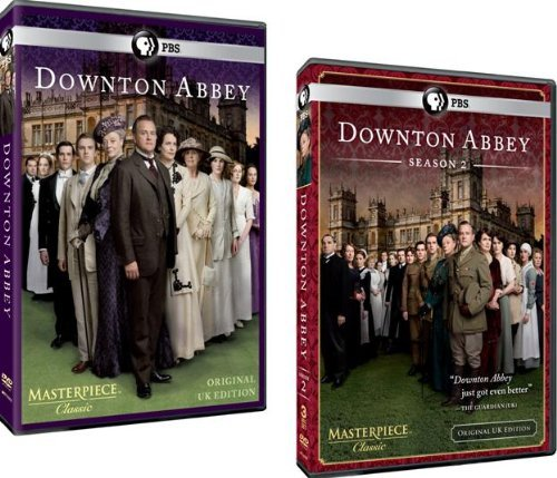 Introduce her to the show all her friends are probably talking about with Downton Abbey seasons one and two on DVD ($70, originally $80).