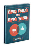 The Epic Fails and Epic Wins Journal ($10) is the perfect place for her to jot down her most hilarious adventures.