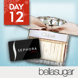 18 Days of Holiday Giveaways, Day 12: BellaSugar — Win $1,500 to Sephora