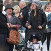 Sandra Bullock Visits Disneyland With Melissa McCarthy