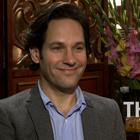 Paul Rudd & Leslie Mann Video Interview: Filming This Is 40