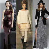 Pre-Fall 2013 is underway. Catch up on the latest runway looks from your favorite brands.
