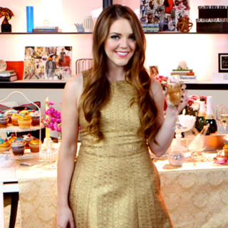 How to Wear a Party Dress Multiple Ways (Video)