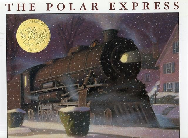 Go for a classic with The Polar Express ($19) by Chris Van Allsburg, and see the gorgeous images on screen.