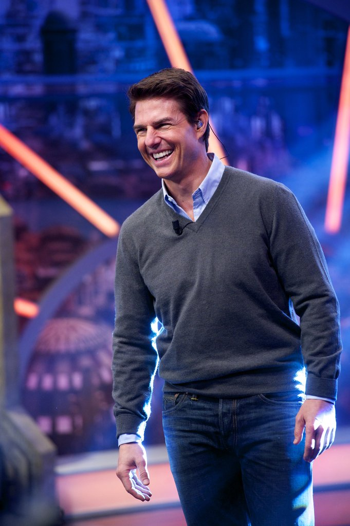 Tom Cruise Does El Hormiguero —and His Jack Reacher Premiere Gets Postponed