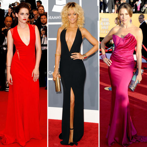 Sexiest Red Carpet Dresses 2012 (Pictures)