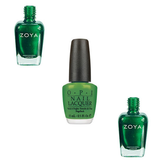 Easy being green: 5 polishes to get you in the festive spirit