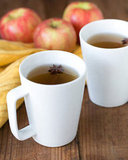 Rum-Spiked Spiced Apple Cider