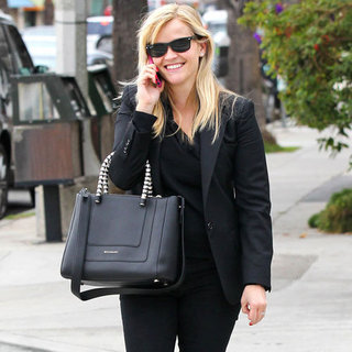 Celebrities Carrying Bulgari Totes