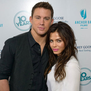 Channing Tatum's Wife Jenna Dewan Is Pregnant