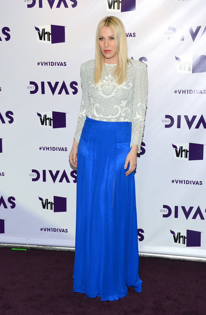 Natasha Bedingfield walked the red carpet.