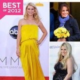 See All the Pregnant Stars of 2012!