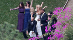 Video: Jessica Simpson Walks Down the Aisle — With Zach Braff?