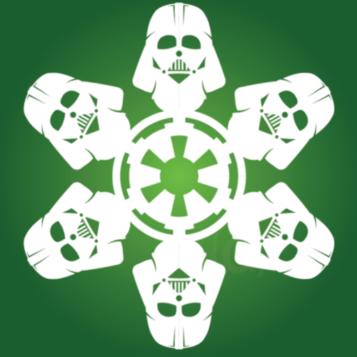 Star Wars Snowflake DIY