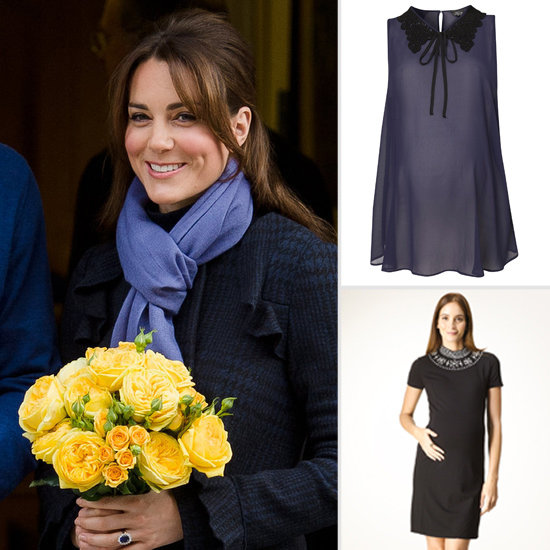 Fit For a Princess: Predictions For Kate Middleton's Maternity Style